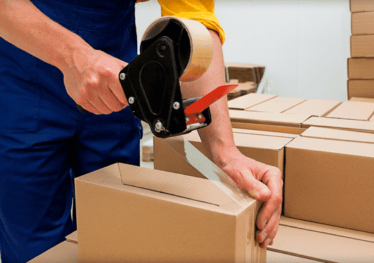 Packing Services Dubai