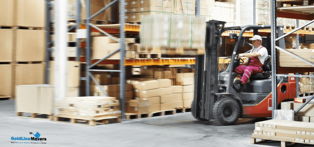 storage and warehousing dubai